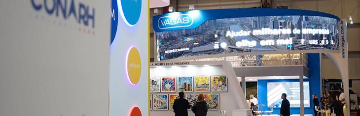 VAGAS marca presença no CONARH 2017